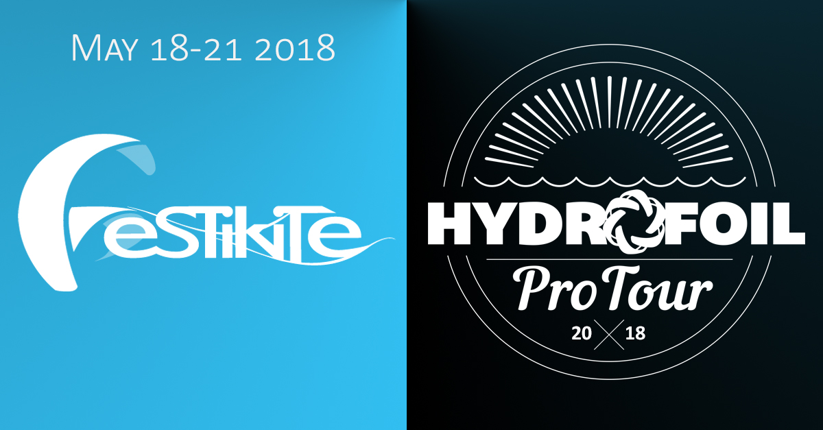 Hydrofoil Pro Tour, festikite, kite foil, kitesurf