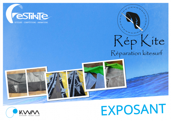 exposant | Rep Kite